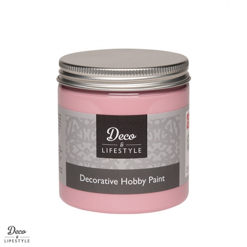 Deco & Lifestyle Shabby Chic Farbe 230ml antique pink