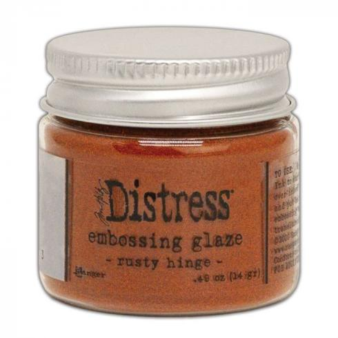 Ranger - Tim Holtz Distress Embossing Glaze Rusty hinge