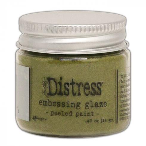 Ranger - Tim Holtz Distress Embossing Glaze Peeled paint