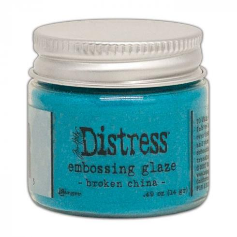 Ranger - Tim Holtz Distress Embossing Glaze Broken china