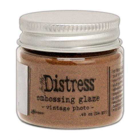 Ranger - Tim Holtz Distress Embossing Glaze Vintage photo