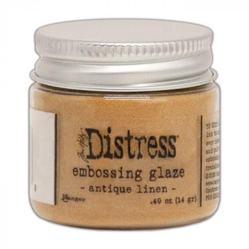 Ranger - Tim Holtz Distress Embossing Glaze Antique linen
