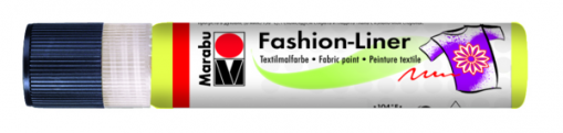 Marabu Fashion Liner 25ml zitrone